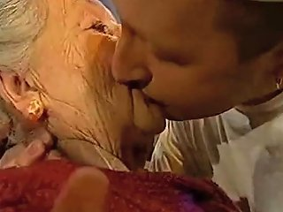 Very Old Lady Gets Kissed Free Granny Porn F5 Xhamster