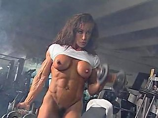 Denise Masino 03 Female Bodybuilder