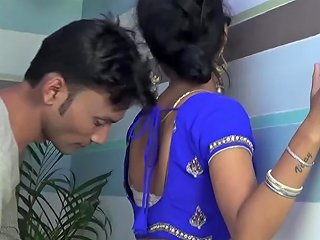 Navel Hd Desi Bhabhi Romance With Delivery Boy Gram Romance Ii Hindi Hot