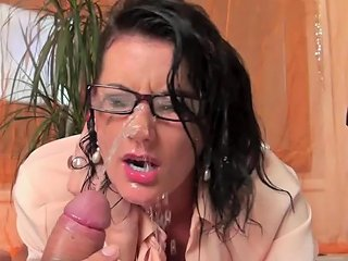 Pov Blowjob From Blouse Babe