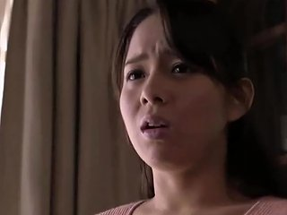 Lonely And Horny Japanese Wife Without Her Husband