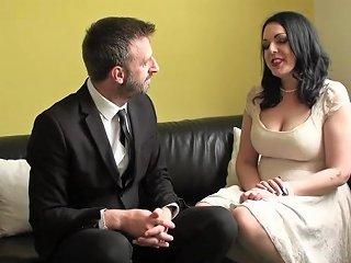 Posh British Skank Doggystyled After Messy Bj Free Porn F3