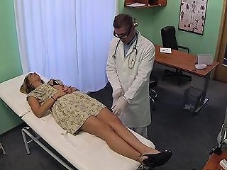 U Will Not Be Able To Forget That Sex With A Excited Doctor Drtuber