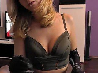 Gloves Black Pj Sexy Wetlook Handschuhe Wix 124 Redtube Free Cumshot Porn