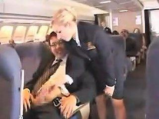 Stewardess's Handjob Service On Flight 1 2 On Hdmilfcam Com Drtuber