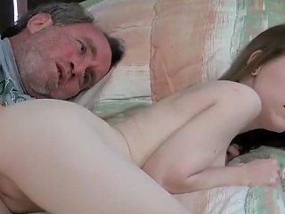 Daddy Cums In Baby Girl 039 S Ass