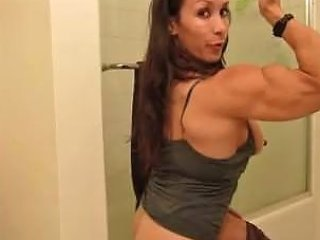 Denise Masino Exclusive Muscle Photos And Videos Female Bodybuilder 124 Redtube Free Masturbation Porn