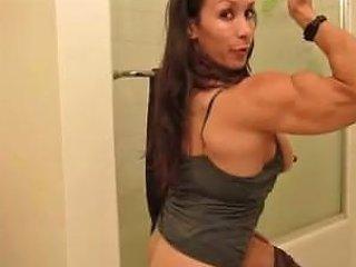 Denise Masino Exclusive Muscle Photos And Videos Female Bodybuilder 124 Redtube Free Masturbation Porn