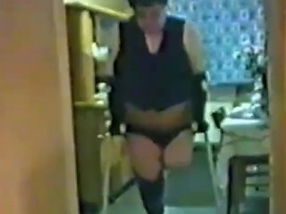 Bbw Amputee With Pegleg