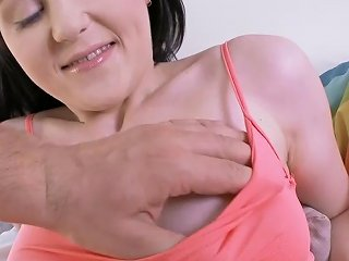 Brilliant First Time Anal Sex With Teen Kiara Gold Porn A5