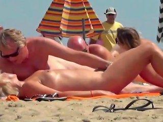 Life At Cap Dagde Beach On A Hot Summer Day Free Porn 7d
