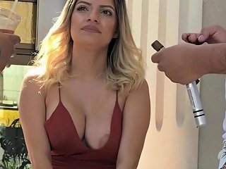 Latina Nipple Slip At Restaurant Free Hd Porn 2e Xhamster