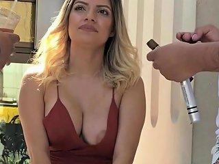 Latina Nipple Slip At Restaurant Free Hd Porn 2e Xhamster