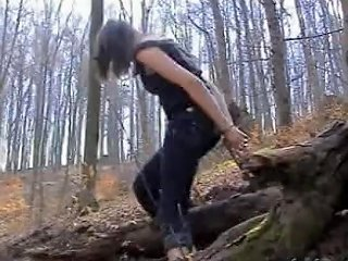 Handcuffed In The Woods
