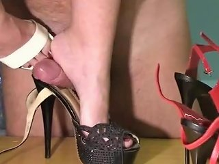 Shoejobs And Bootjobs Free High Heels Porn 99 Xhamster