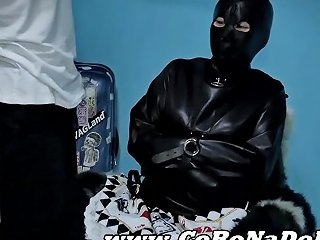 Bondage Breathplay Gasmask In Box Free Porn Ae Xhamster