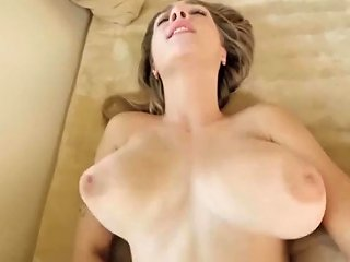 Hot Blonde Stepsis Fucks Her Horny Stepbro
