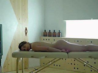 18 Virgin Sex Karolin First Time Was On The Massage