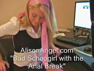 Bad Schoolgirl With The Anal Break Free Porn 5d Xhamster